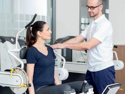 FPZ-Therapie im Reha-Zentrum Eisele in Schwäbisch Gmünd
